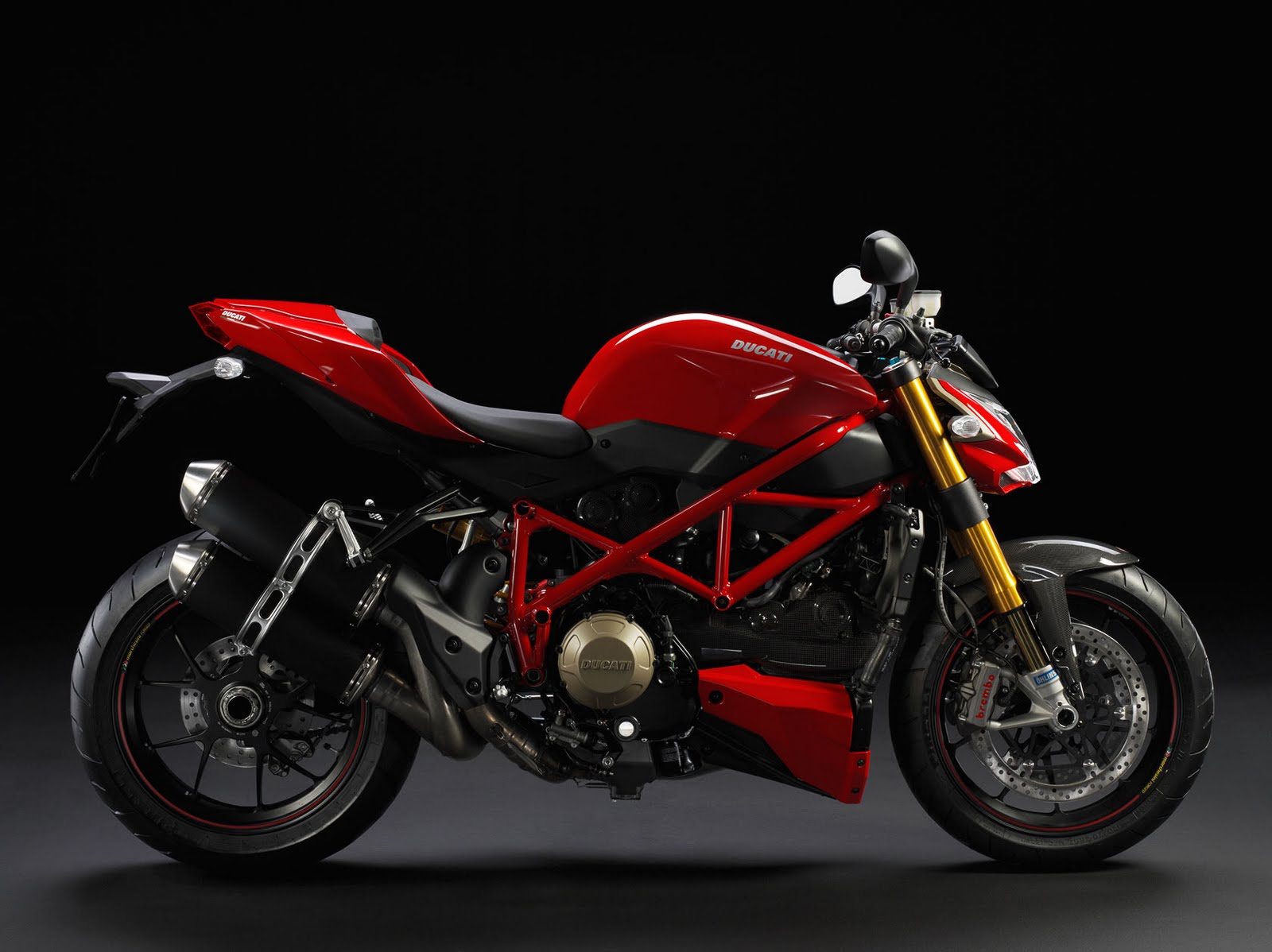 Top Motorcycle Wallpapers 2011 Ducati Streetfighter S Motorcycle 1600x1198