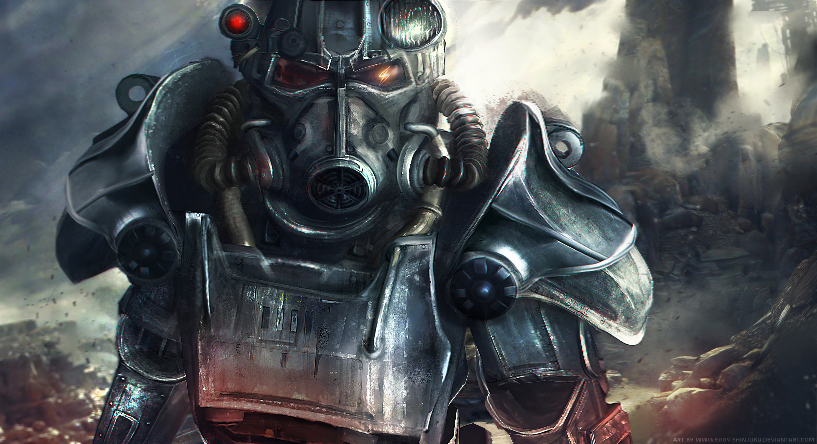 Fallout 4 NCR Ranger Wallpapers HD Wallpapers 2650x1440