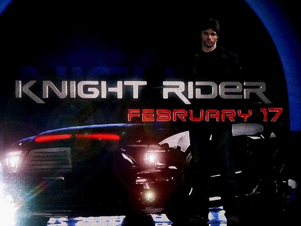Knight Rider Live Wallpaper 1024x768