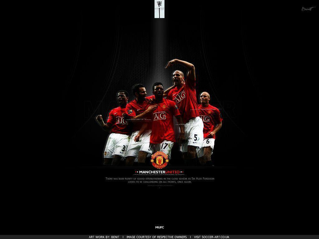 Manchester United Wallpapers HD 1024x768