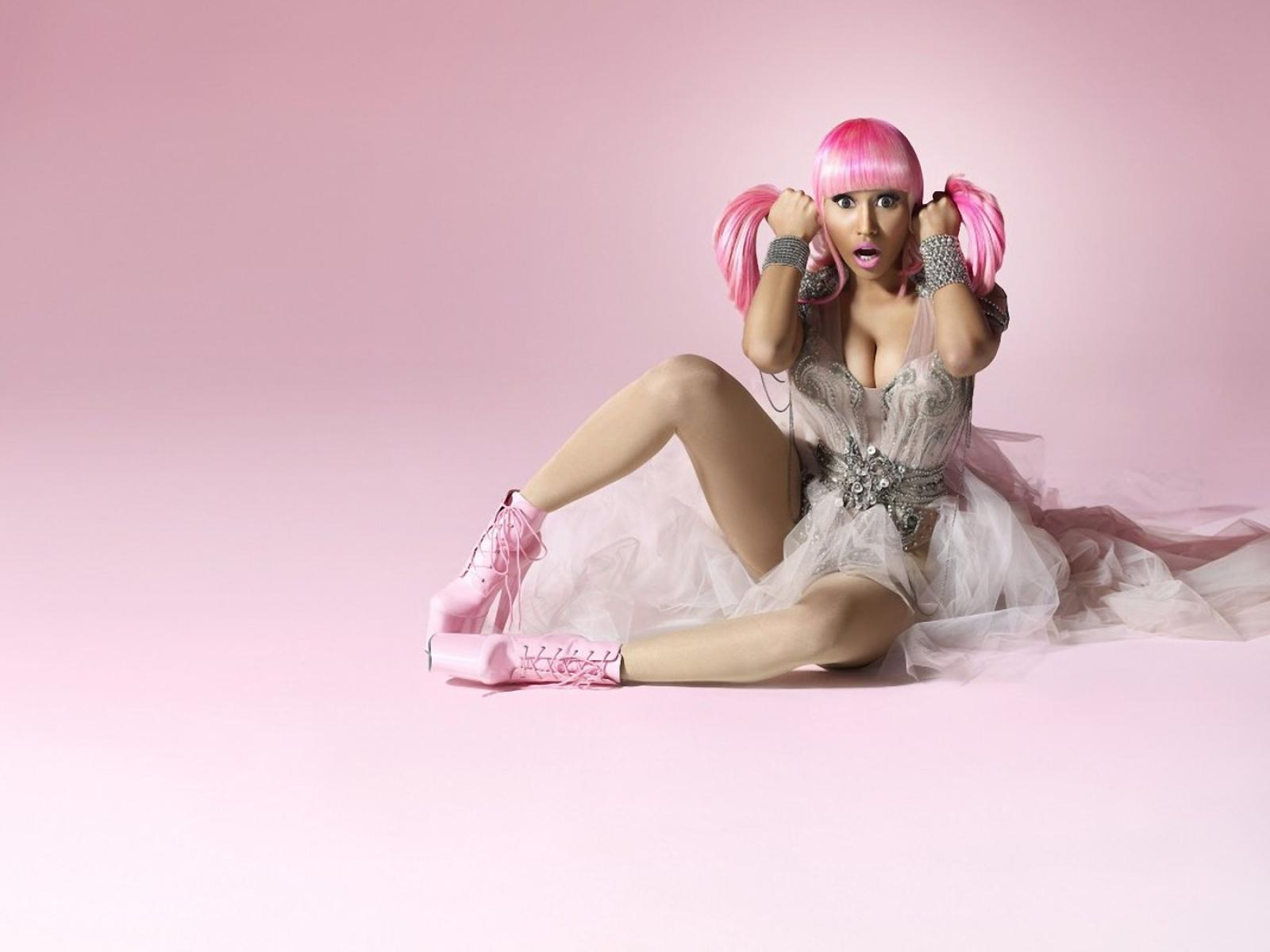 Nicki Minaj Pinktails Rap Wallpapers 1600x1200