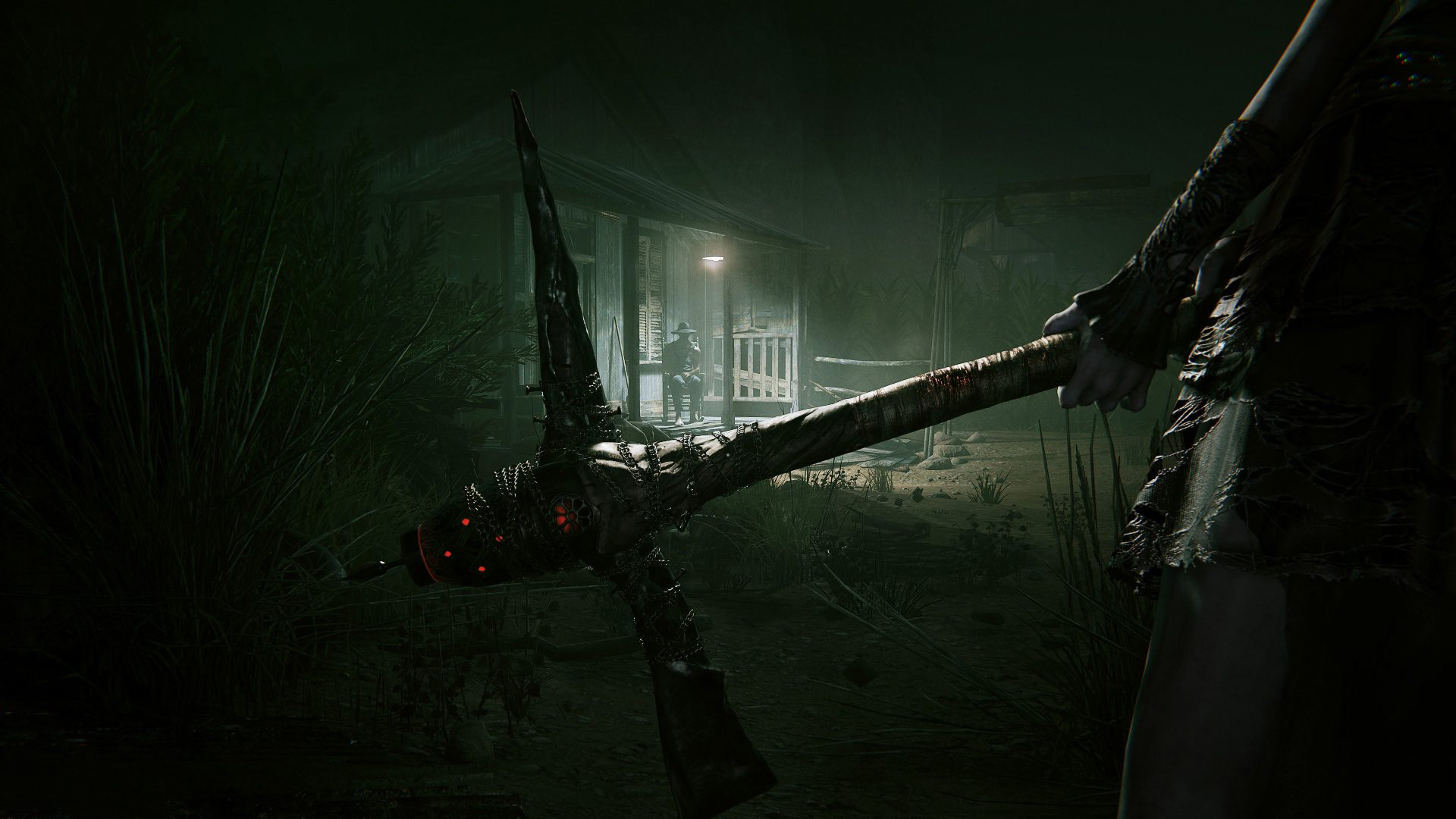 Outlast 2 PS Wallpapers 1920x1080