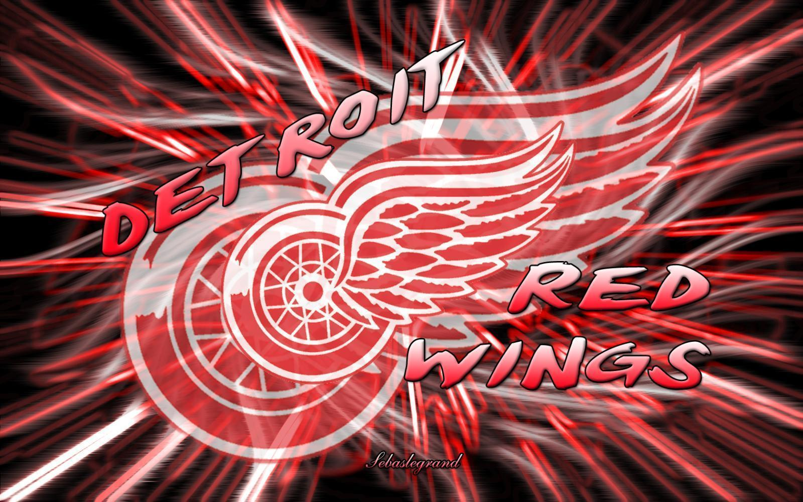 Detroit Red Wings Wallpapers 1600x1000