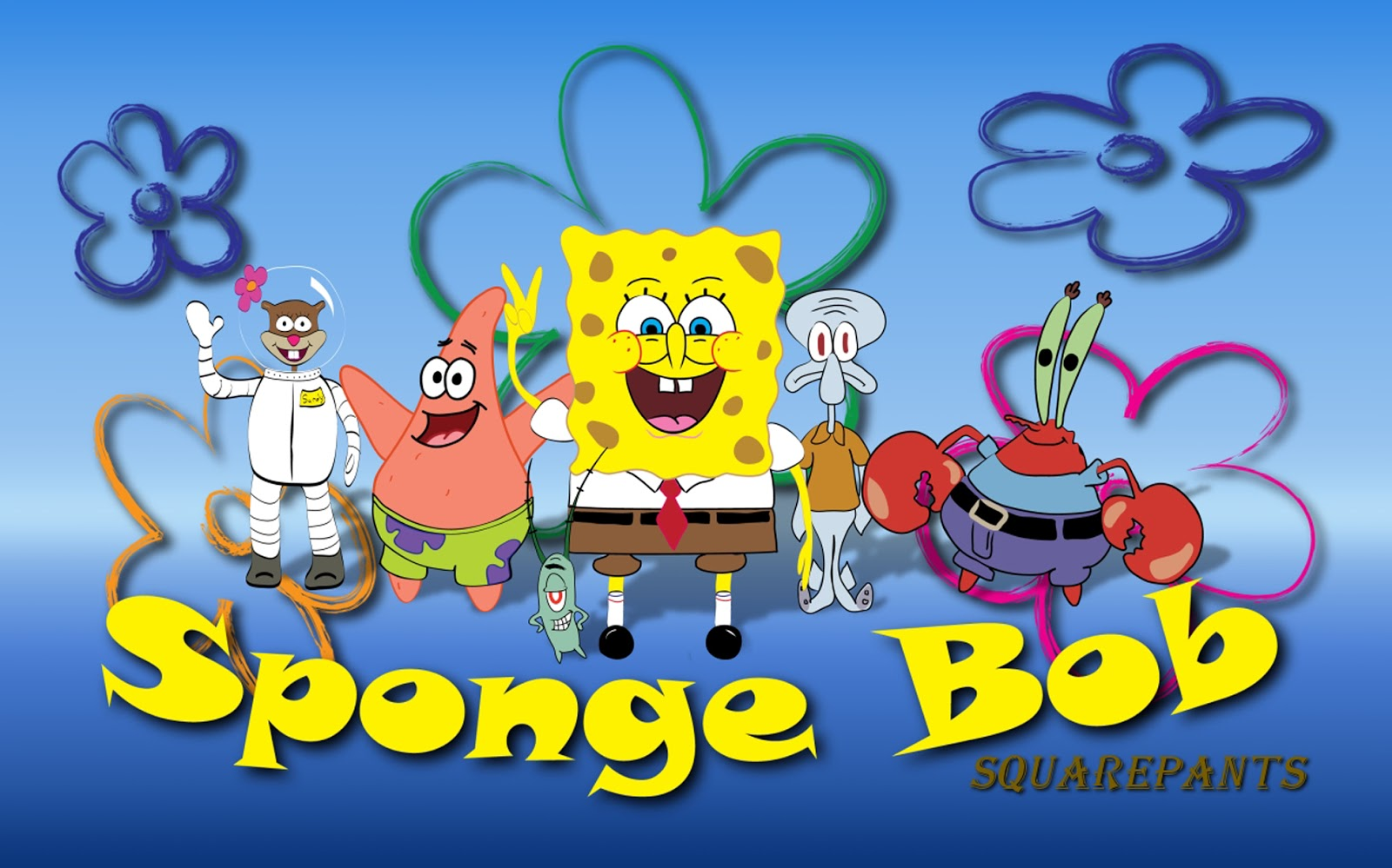 77 Spongebob Background On Wallpapersafari