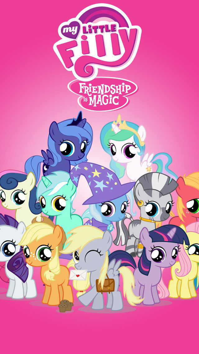 78 Free My Little Pony Wallpaper On Wallpapersafari