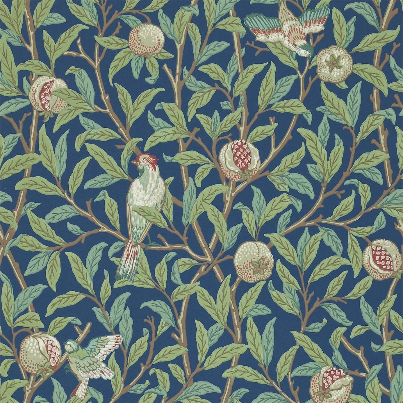 Archive 2 Wallpapers Bird Pomegranate Wallpaper   BlueSage   212540 1386x1386