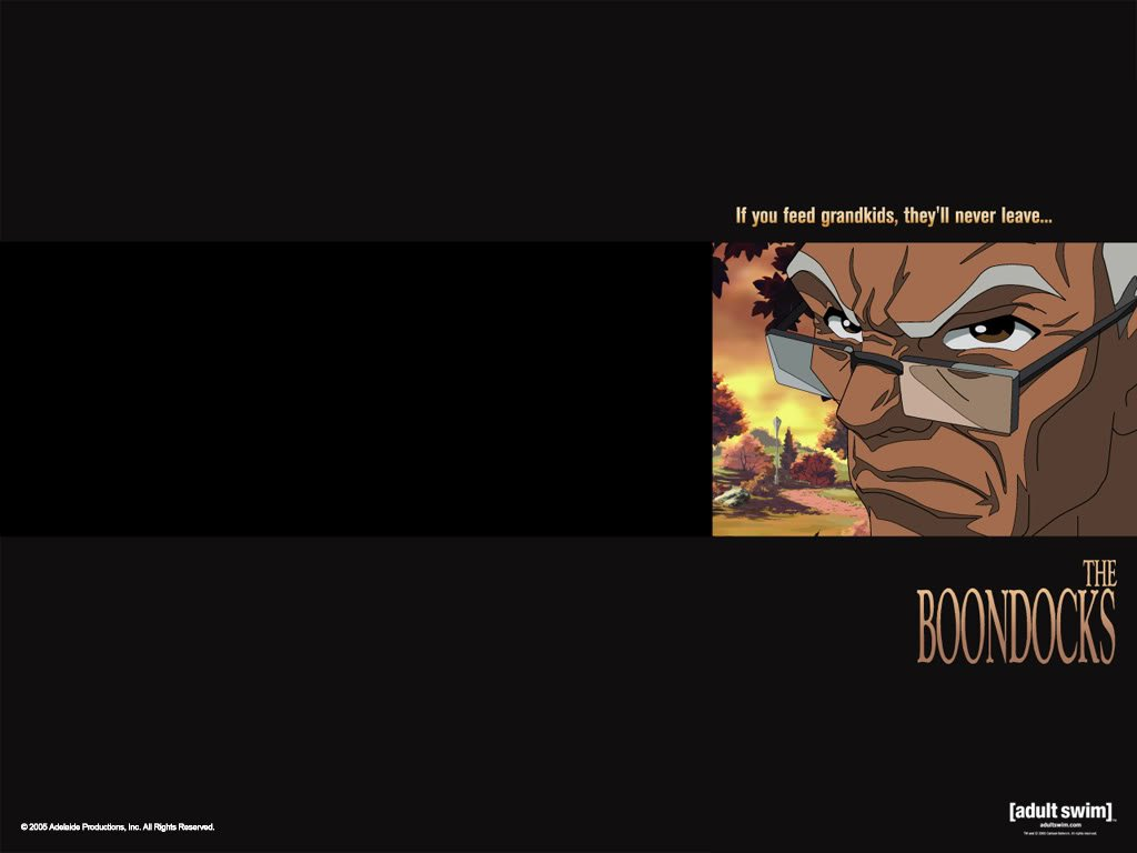The Boondocks Granddad Wallpaper The Boondocks Granddad Background 1024x768