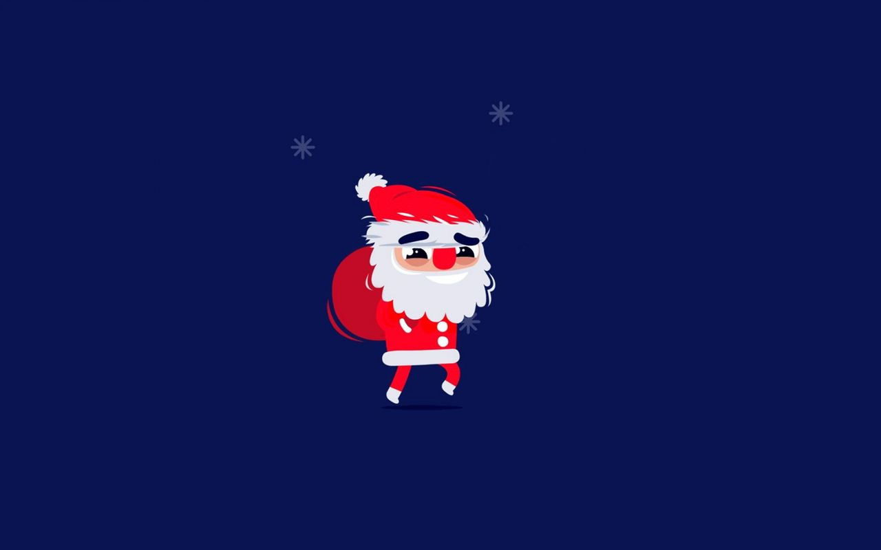 Funny Christmas wallpapers for android tablet Motorola Xoom 1280x800 1280x800