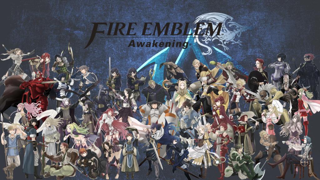Fire Emblem Awakening Wallpaper by CaptainPenguin98 1024x576