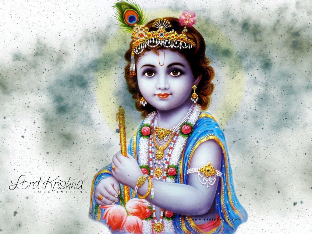 Shri Krishna HINDU GOD WALLPAPERS FREE DOWNLOAD 1024x768