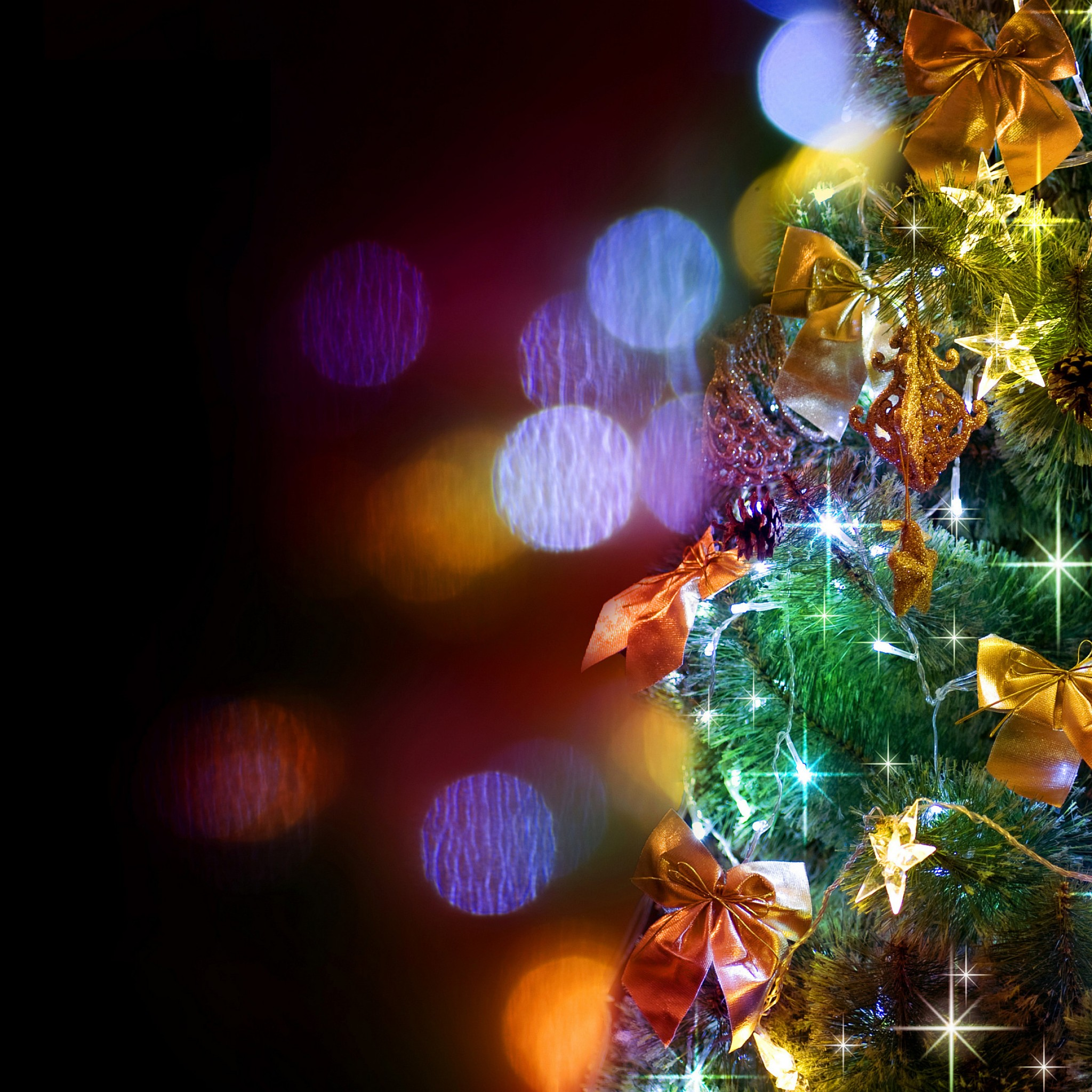 25 Christmas Ipad Wallpapers HD Walls Find Wallpapers 2048x2048
