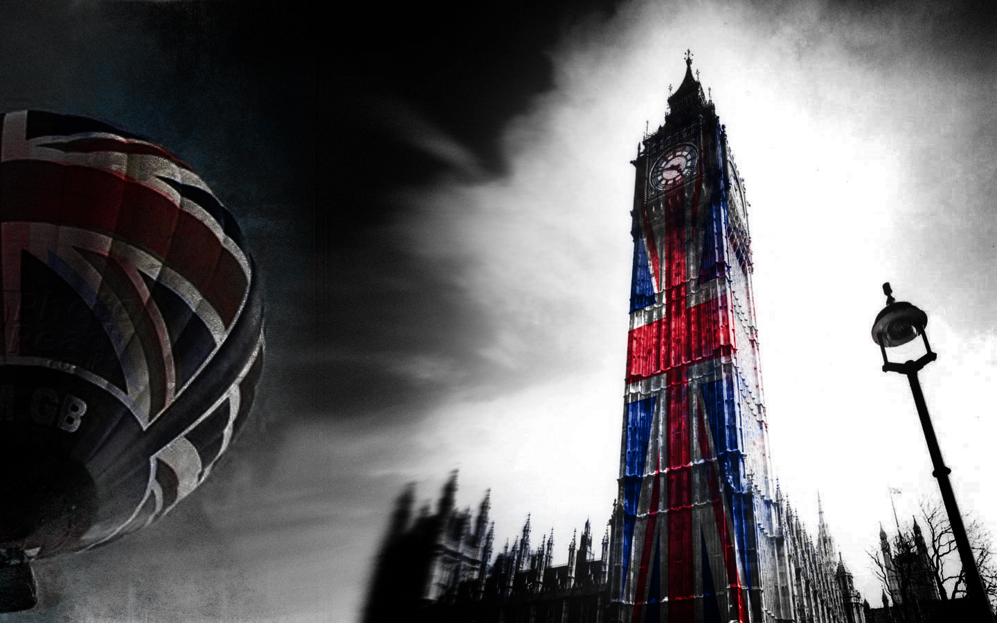 Download London Big Ben HD Wallpaper 2317 Full Size 1440x900