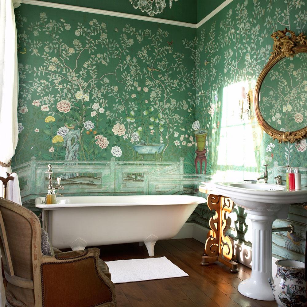 Pretty Inspirational de Gournay wallpaper 1000x1000