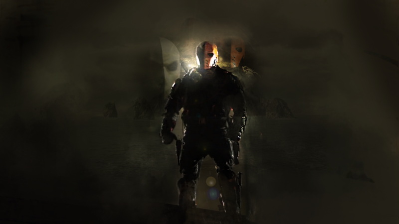 Deathstroke Wallpaper Deathstroke wallpaper 2 by 800x450