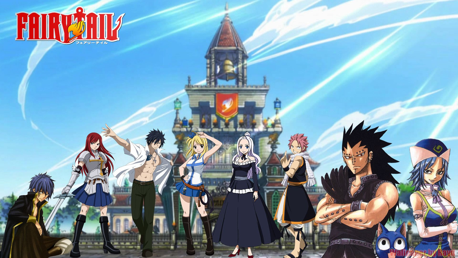 Fairy Tail 2015 Wallpapers HD - Wallpaper Cave