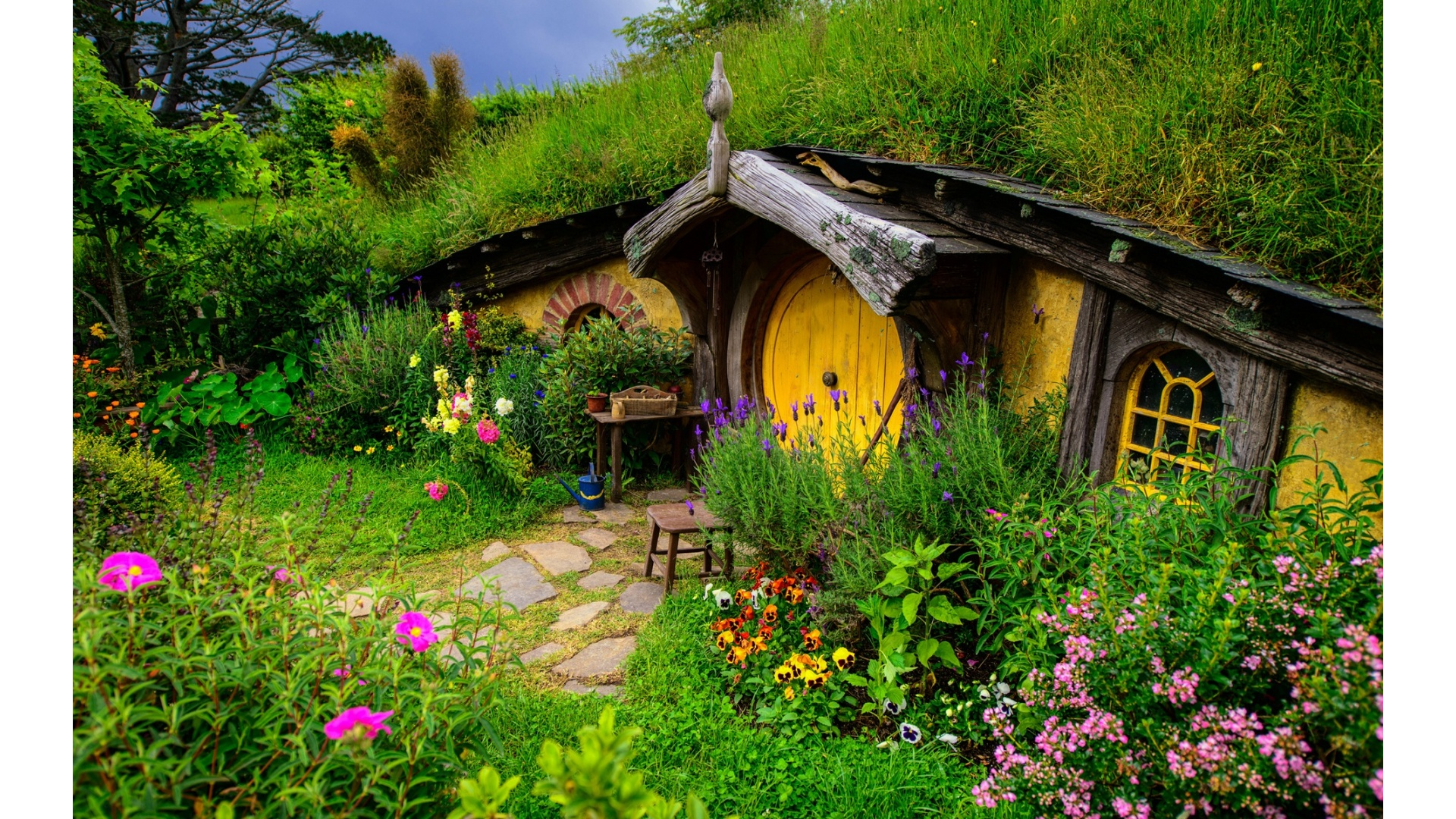 Resoloution 1920x1080 Hobbit Hole Size 1447345 Download Close 1920x1080
