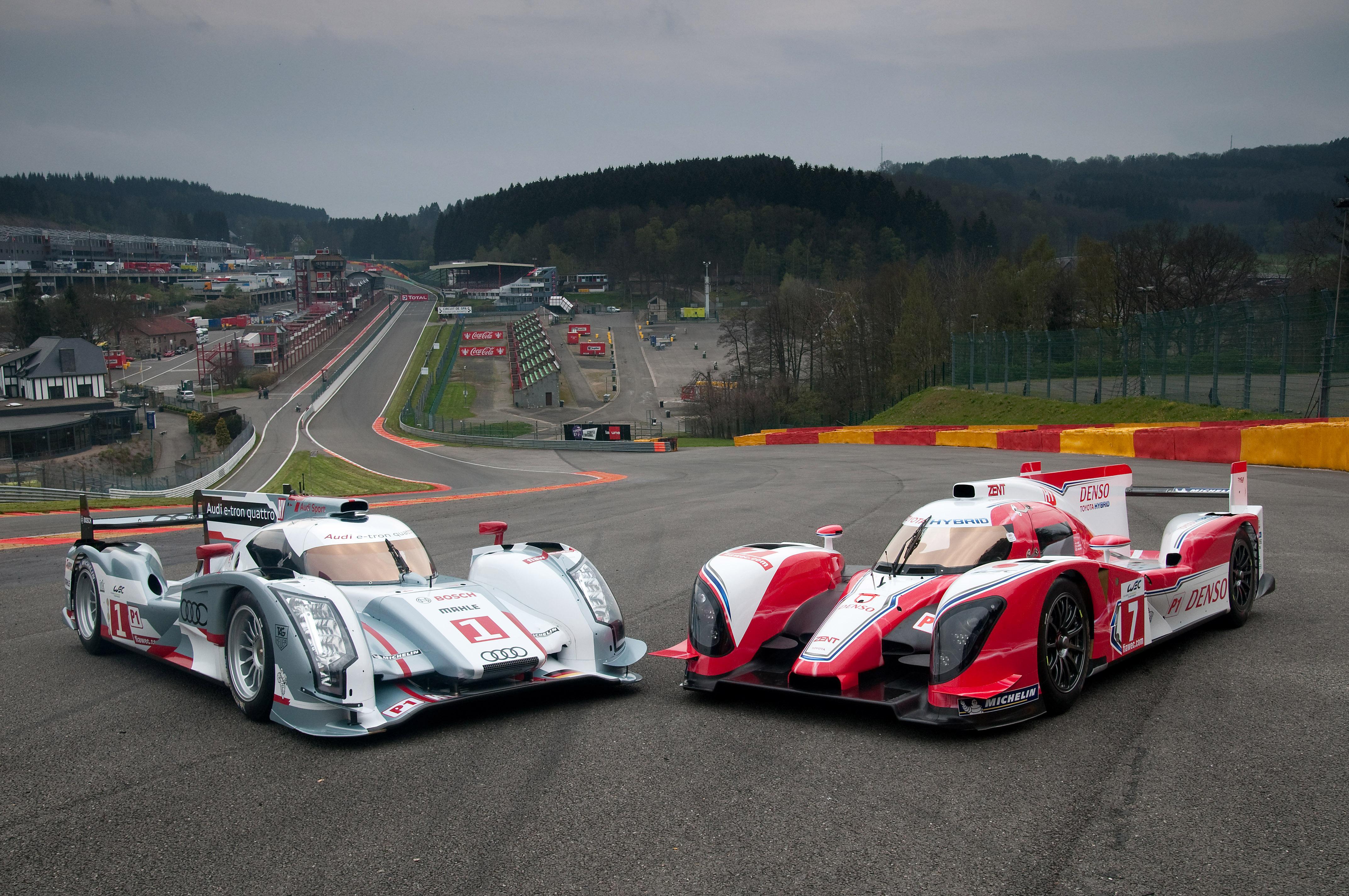 26 Audi R18 Le Mans Wallpapers On Wallpapersafari