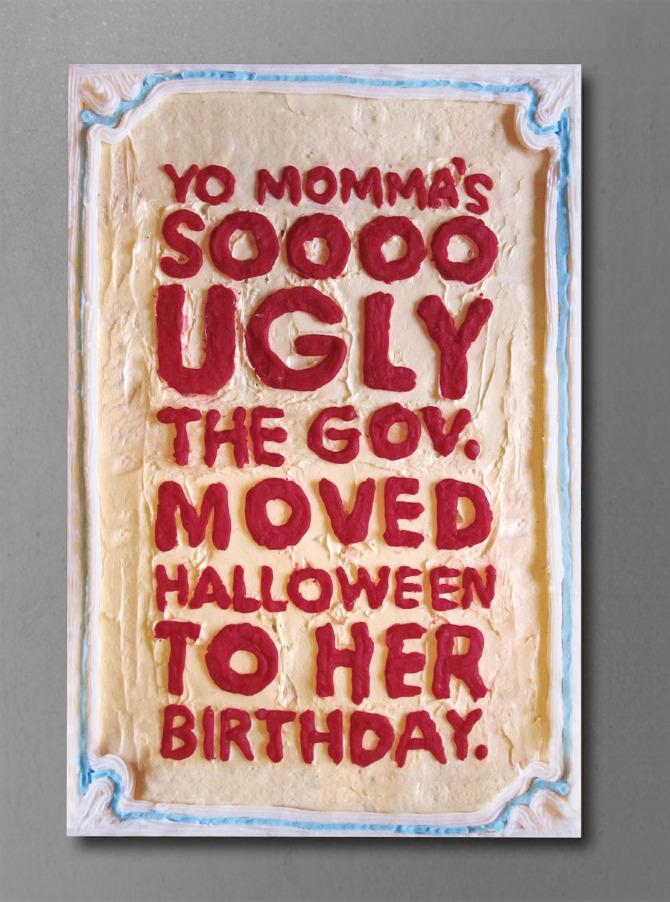 Pin Yo Momma Jokes Wallpaper 670x902