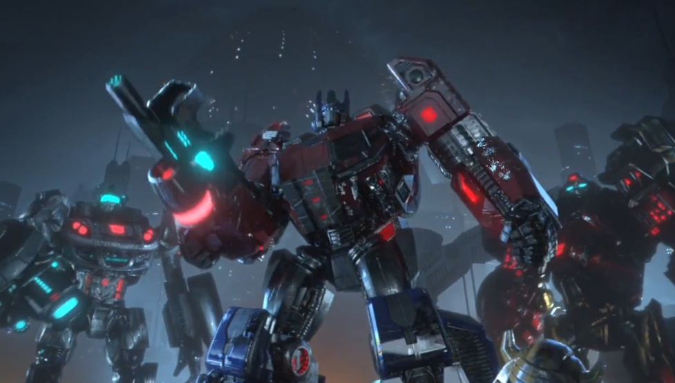 Download Teaser Transformer Fall Of Cybertron Cinematic Wallpapers 977x555