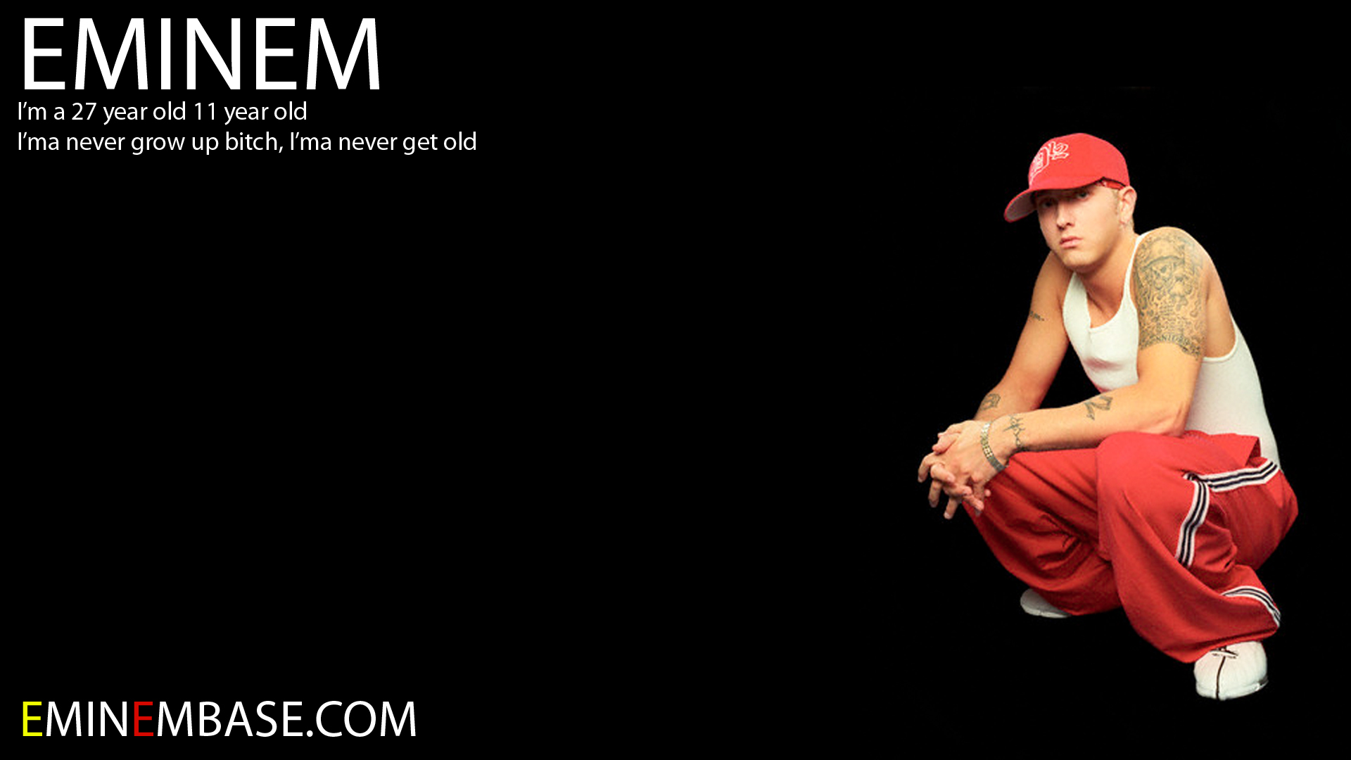 Eminem randomness