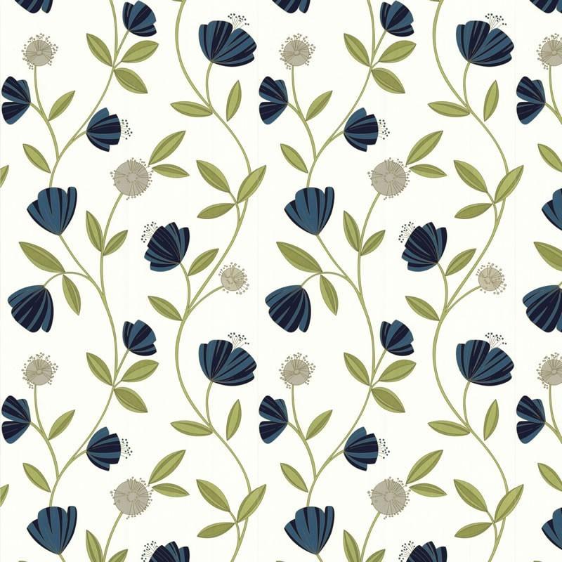 Capri Blue Cream Wallpaper Blue Wallpaper Buy Wallpaper Online 800x800