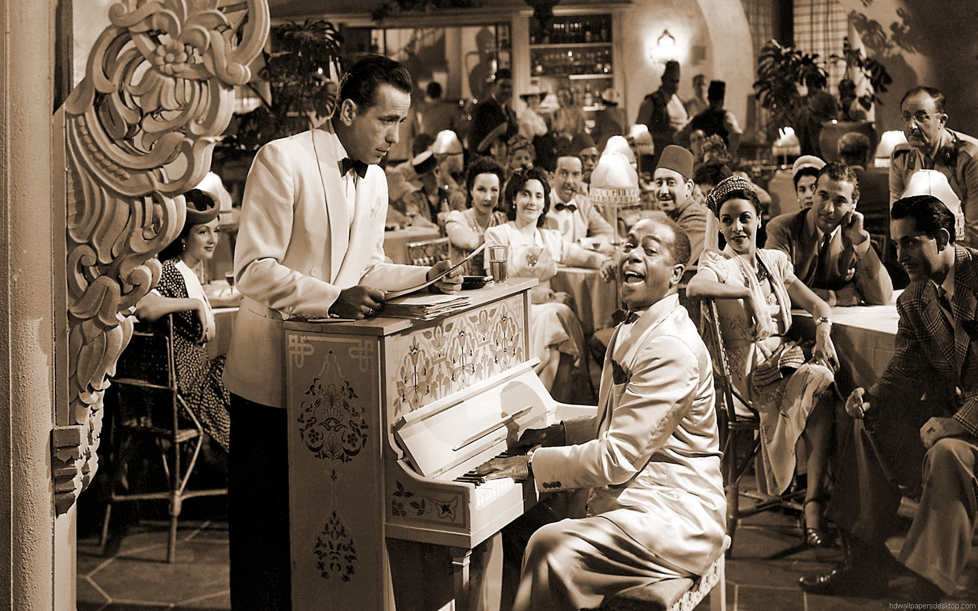 Casablanca Wallpapers Classic Movie Film Photo Wallpapers 1920x1200