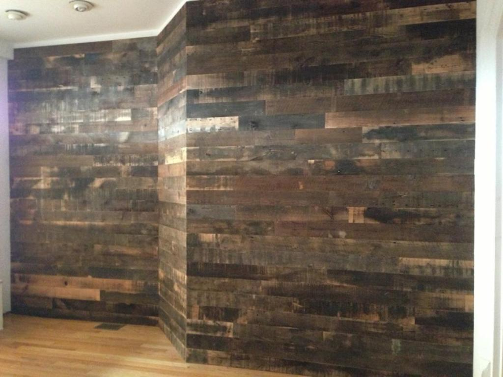 Wood Paneling Lowes Panel Remodels Barn Wood Paneling The Faux 1024x768