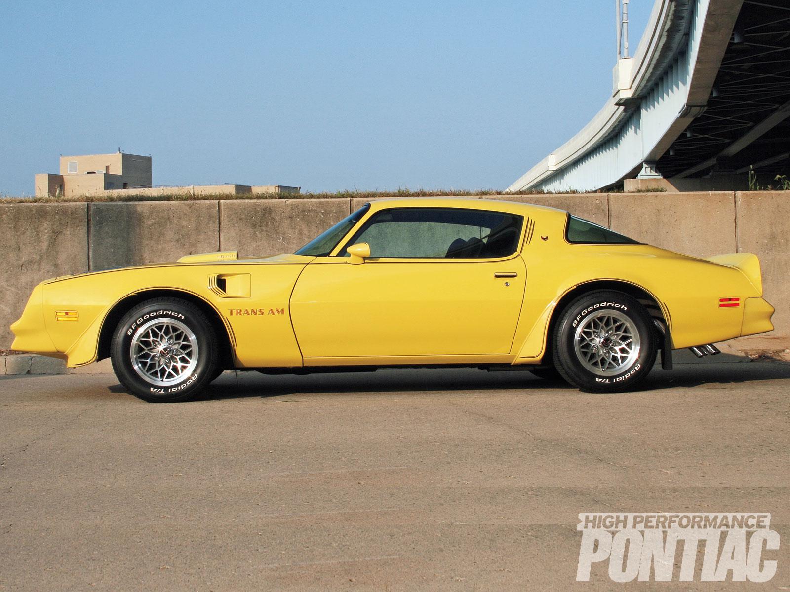 1977 Pontiac Trans Am By Pinkees Rod Shop 1600x1200