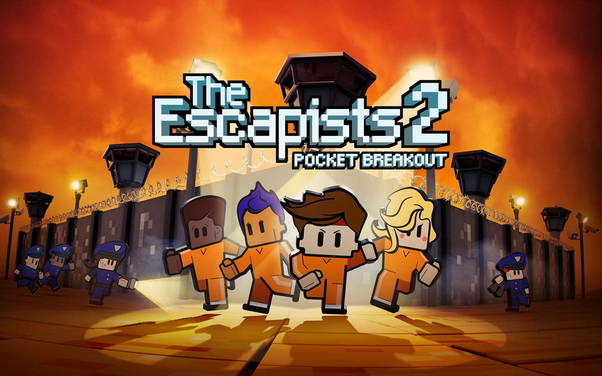 The Escapists 2 is heading to mobile   Team17 Group PLC 1920x1200