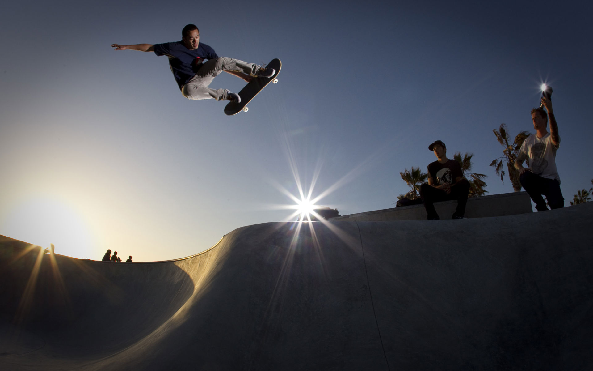Are Turned on to Continue with the Play HD Skateboarding Wallpaper 1920x1200