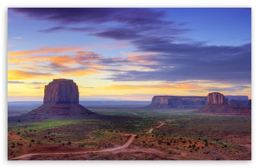 Monument Valley Wallpaper Widescreen