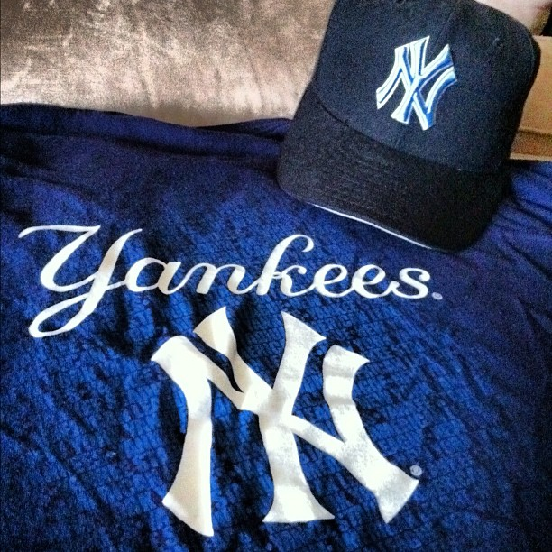 Sports Chatterings New York Yankees advance in the 2012 MLB American 612x612