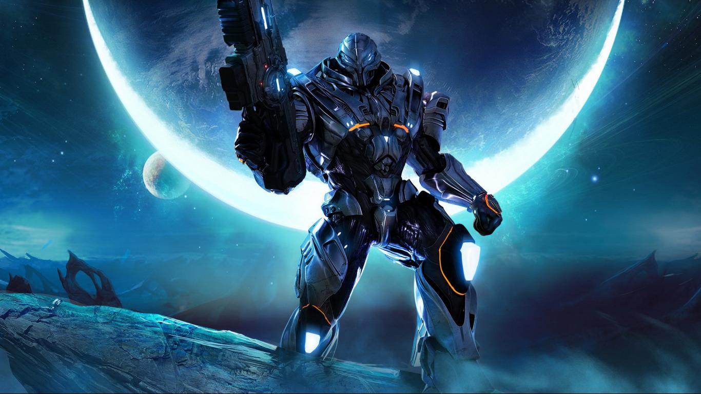 Cool Gundam Hd Desktop Wallpaper 1366x768 IWallHD Wallpaper HD 1366x768