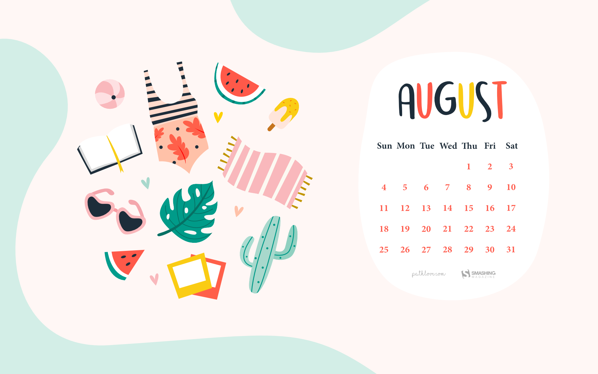 Adventures In August 2019 Wallpapers Edition Smashing Magazine 1920x1200