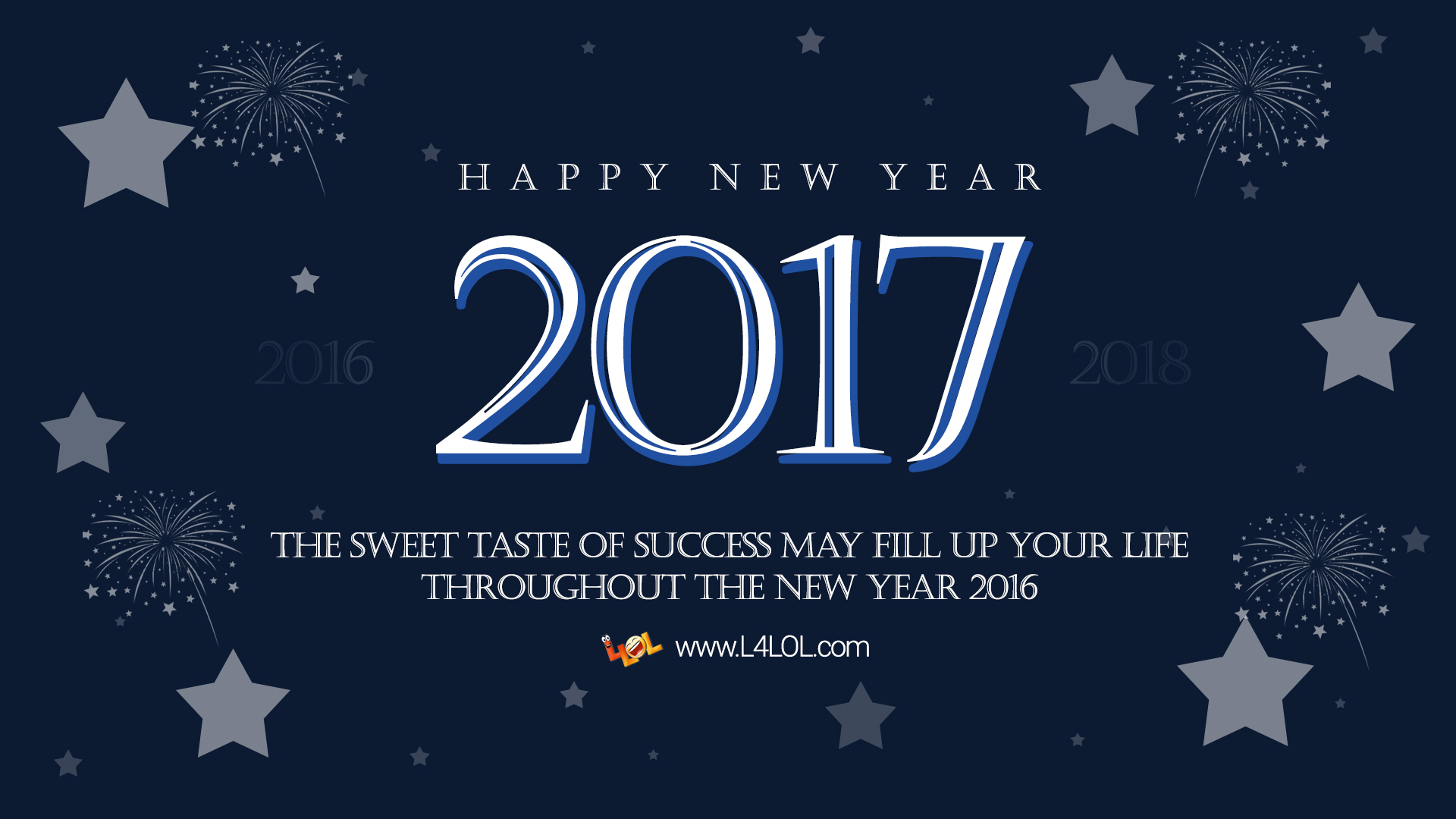 happy new year wishes 2017 wallpaper 1920x1080