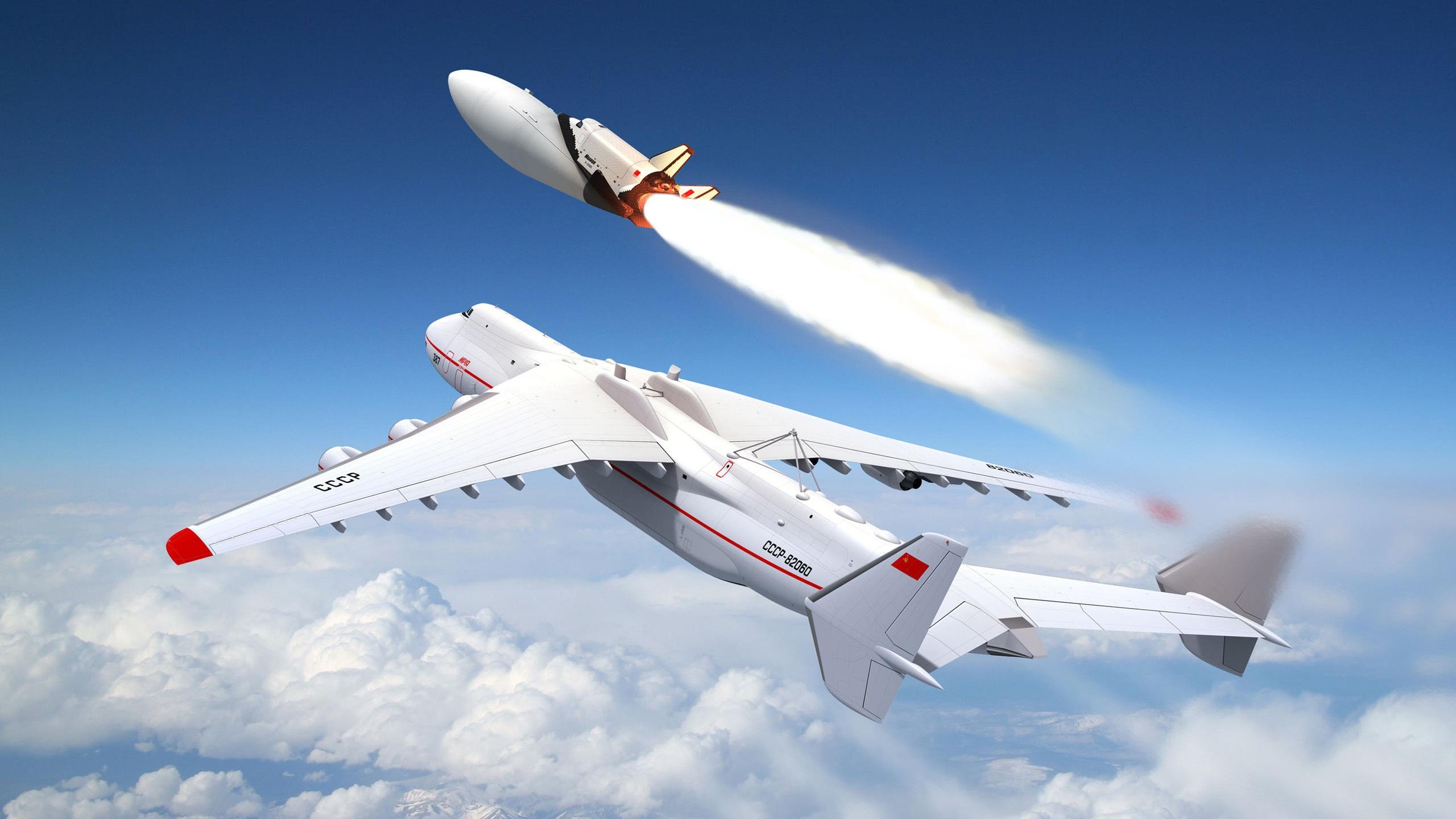 Air-Space-Shuttle-Start Hintergrundbilder | 2560x1440 ...
