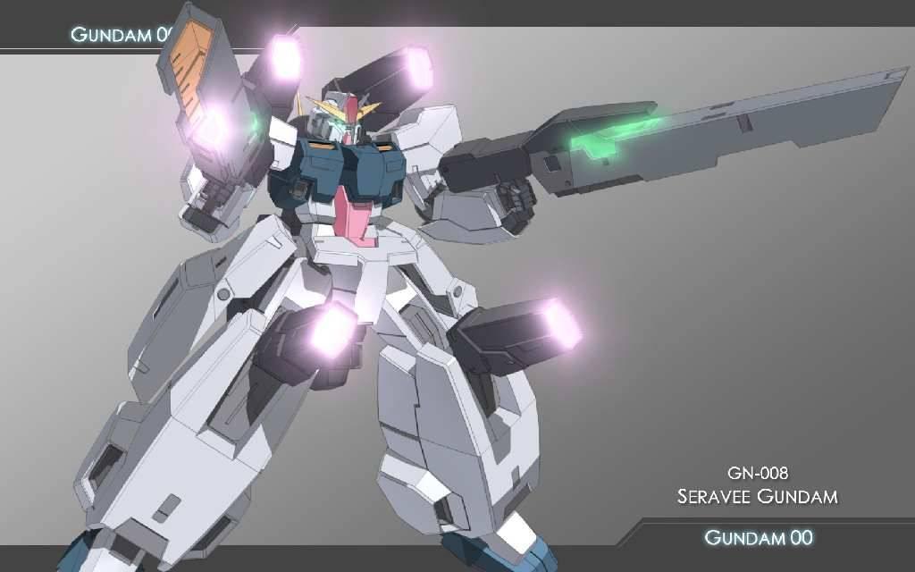 seravee gundam   Gundam 00 Wallpaper 1024x640