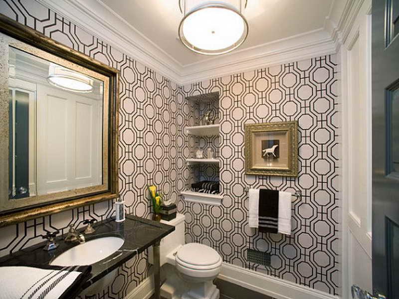 Free download Bathroom Bathroom Wallpaper Ideas Hollywood Bathroom  Wallpaper Ideas [800x600] for your Desktop, Mobile & Tablet | Explore 47+  Wallpaper Bathroom Ideas | Bathroom Wallpaper in Canada, Bathroom  Wallpaper, Wallpaper for Bathrooms Walls