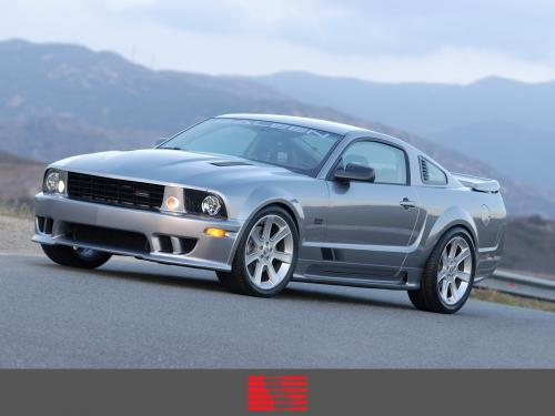 Saleen Mustang Screensavers Screensavers   Download HD Saleen Mustang 500x375