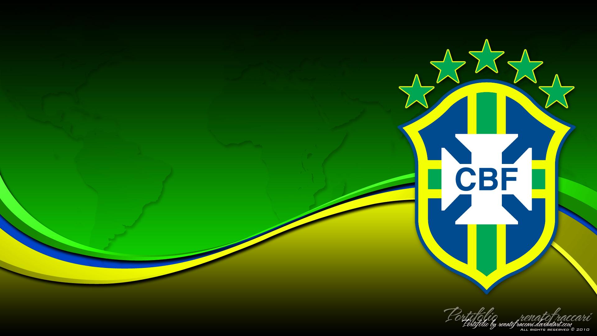 Brazil Football Wallpaper 1920x1080