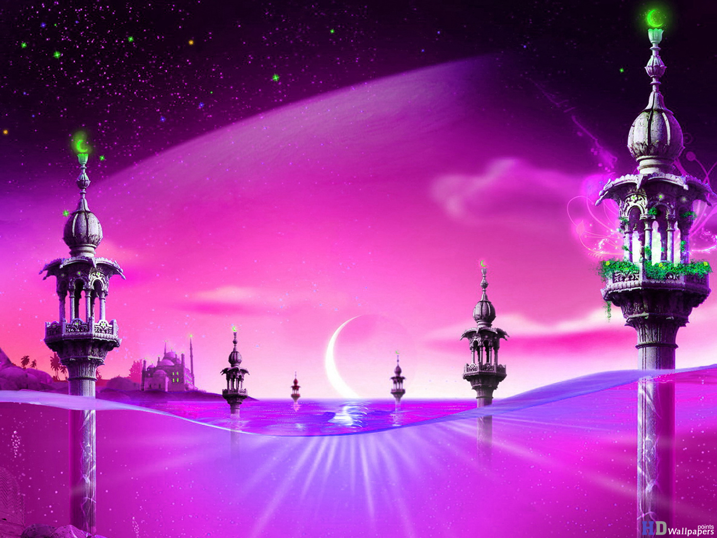 3D Islamic Wallpaper Desktop Wallpapers