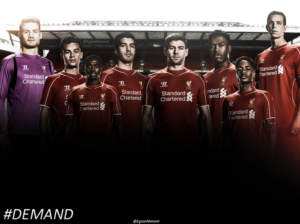 Liverpool FC   Wallpaper 20142015 by egzonni 1028x768