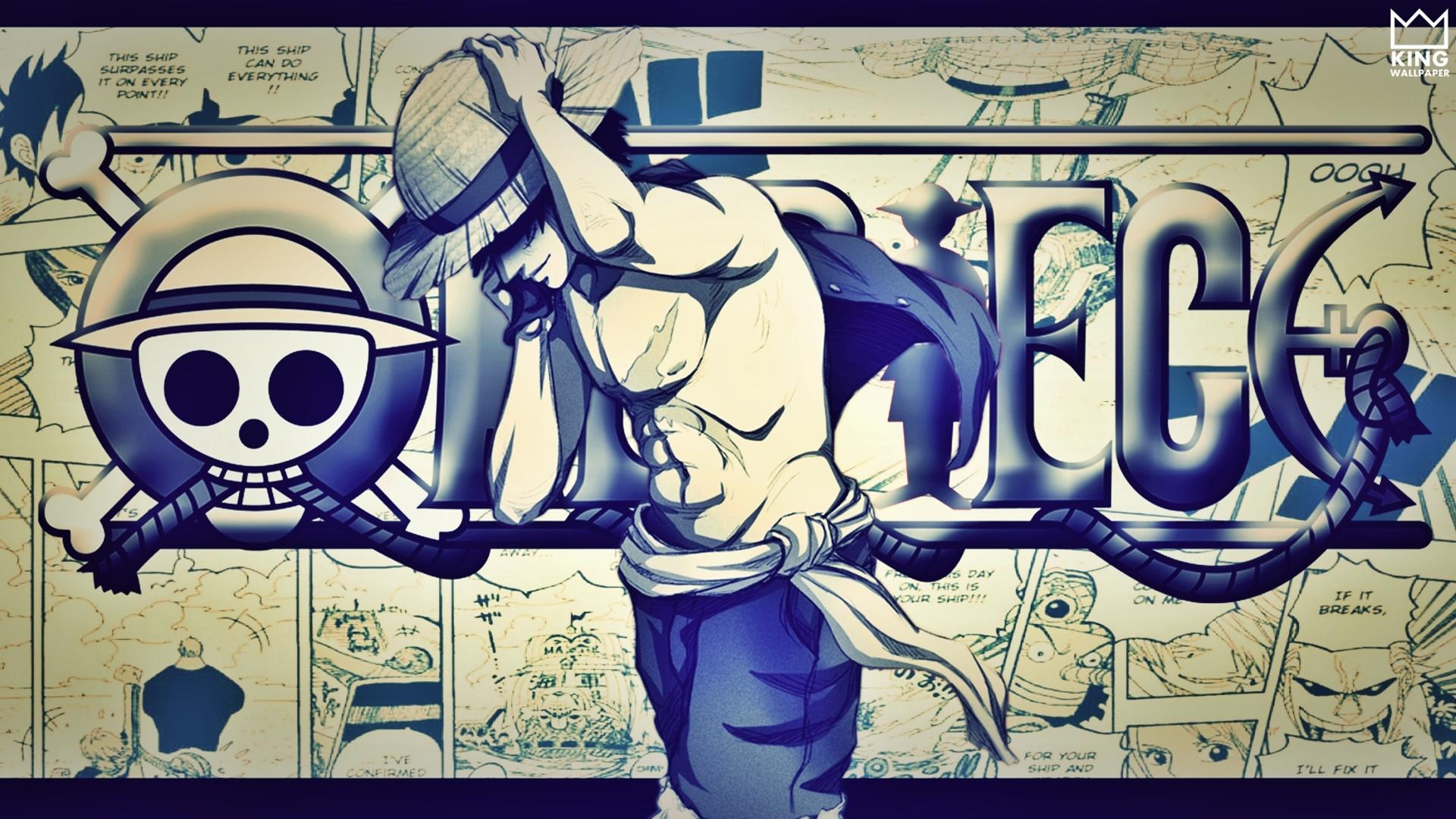 Wallpaper Pemandangan Wallpaper One Piece Luffy 3d