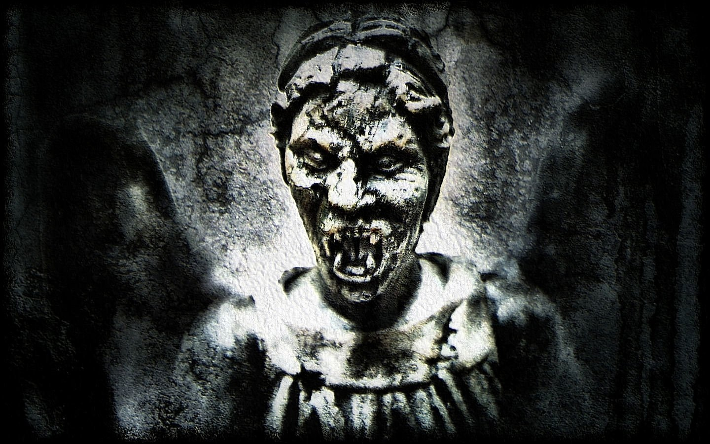 Doctor Who Weeping Angel 1440x900