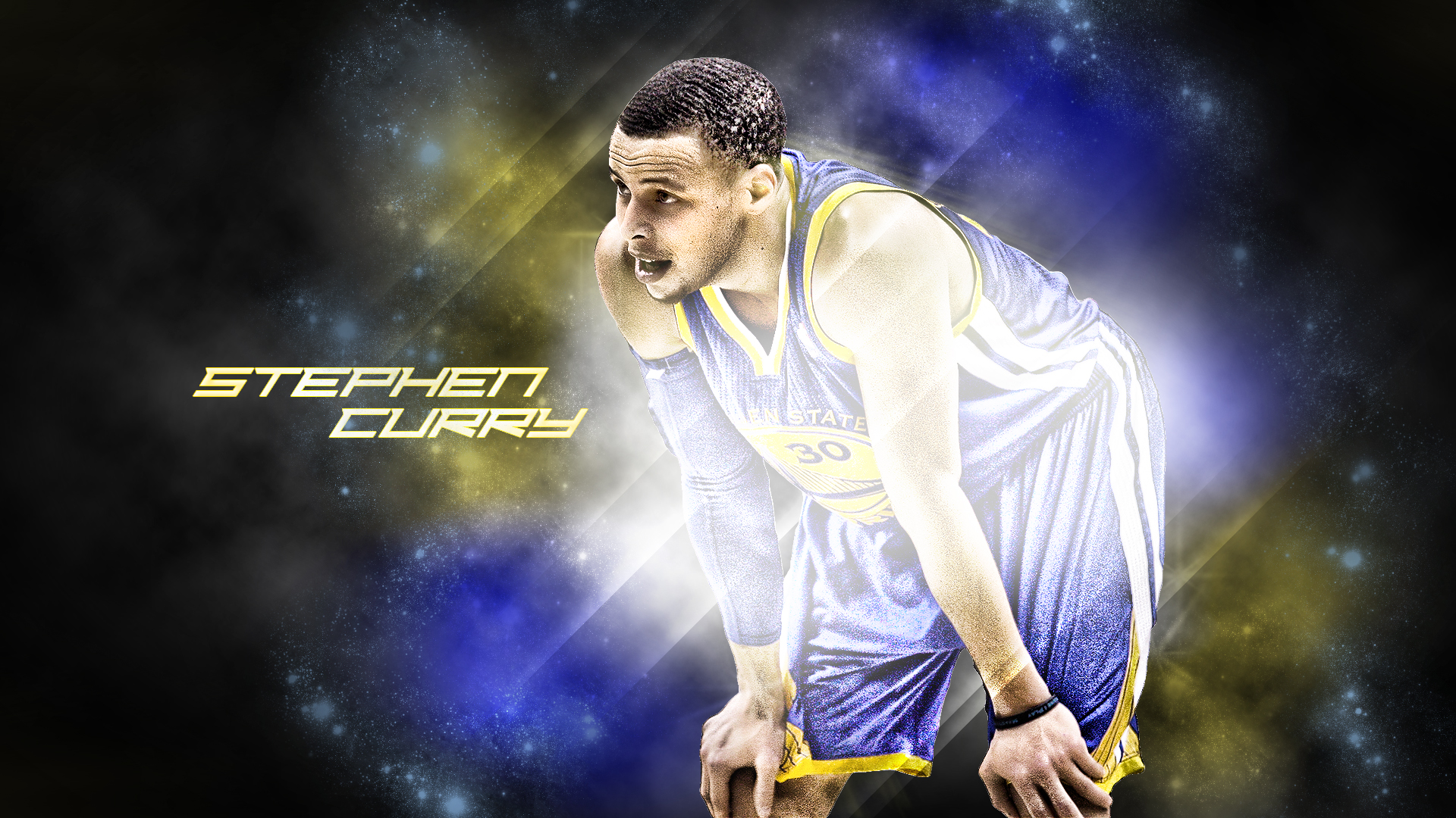 Stephen Curry Wallpaper Warriors The Art Mad Wallpapers 1920x1080