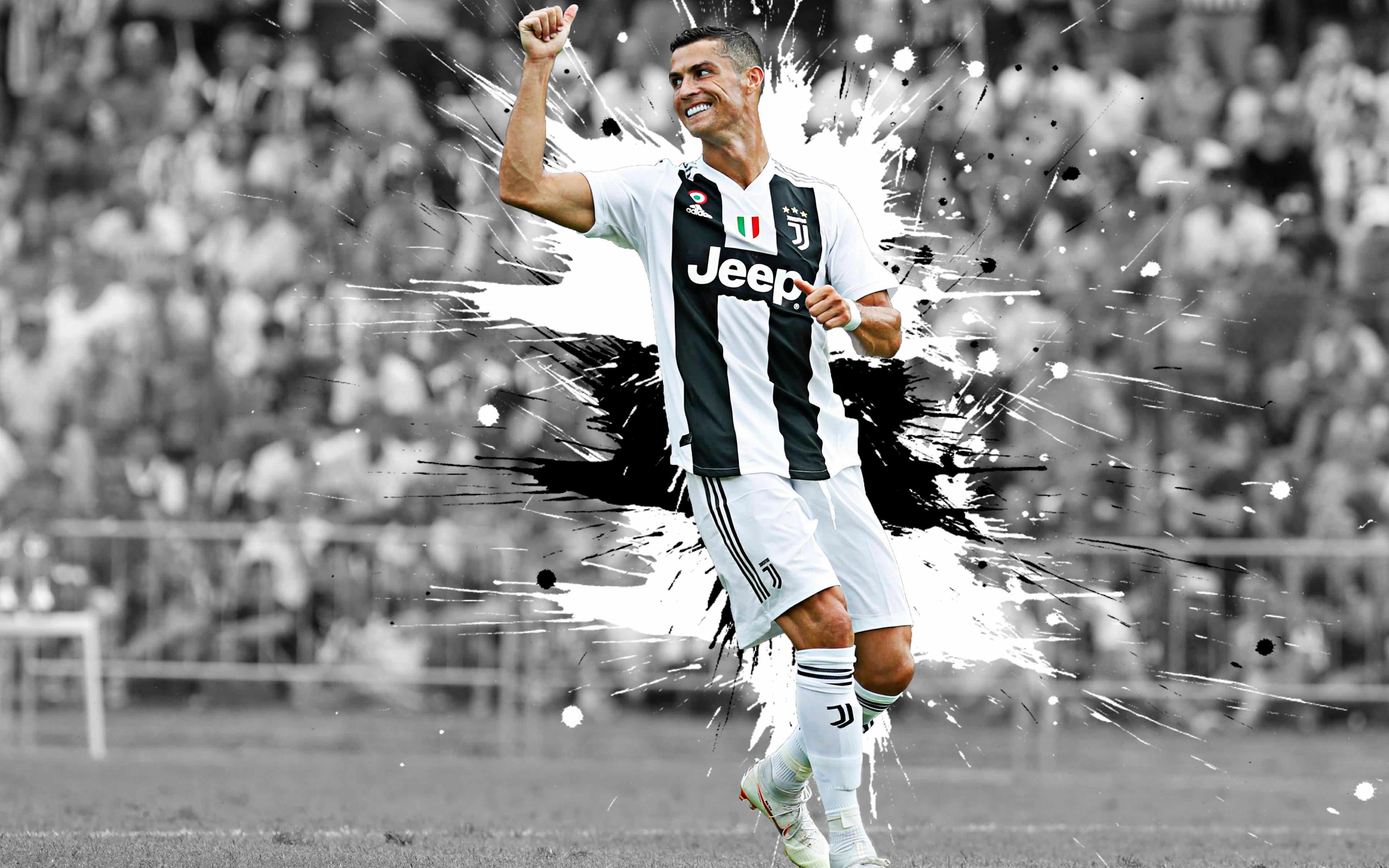 Cristiano Ronaldo dos Santos Aveiro 4k Ultra HD Wallpaper 3840x2400