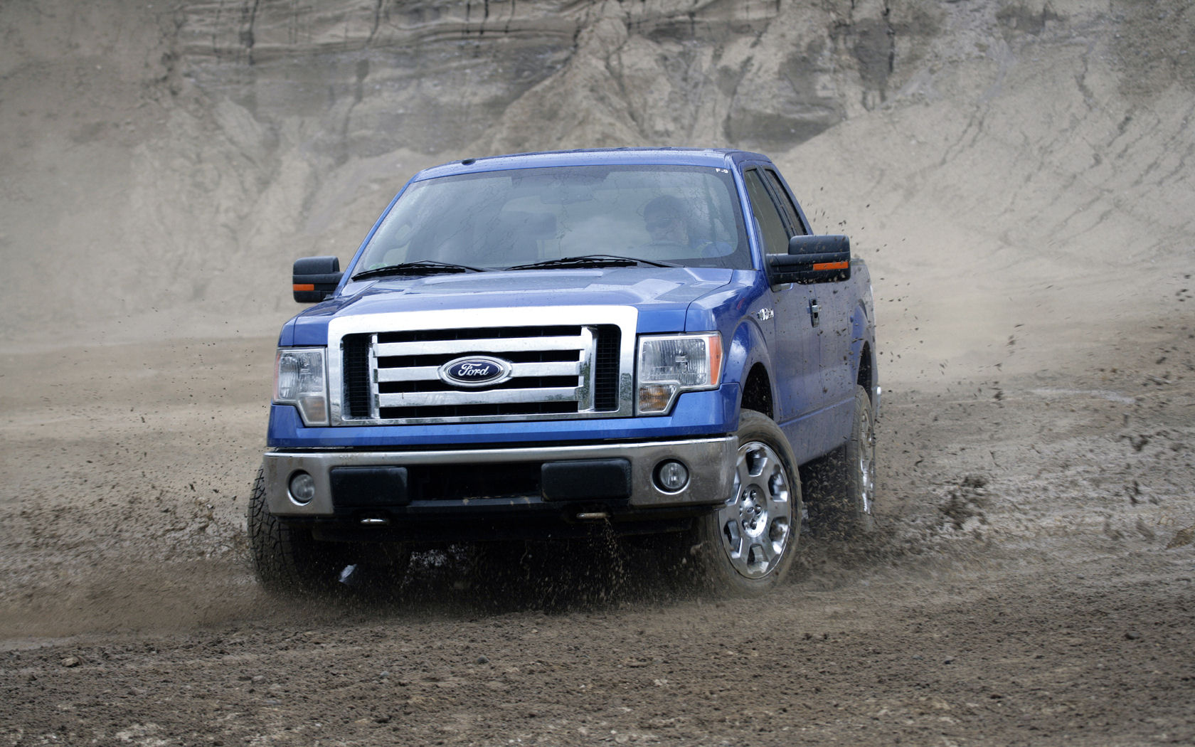 Wallpapers Cars Ford Truck Wallpaper 1680x1050