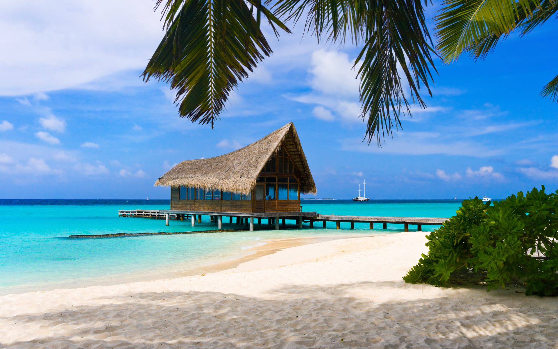 Bahamas Islands HD Wallpaper Background Images 1920x1200