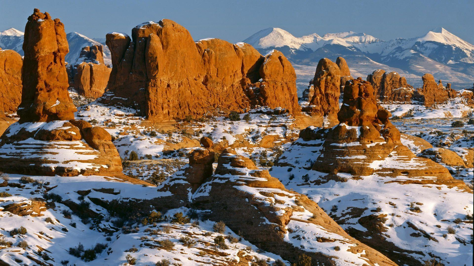 Arches National Park Wallpapers 1920x1080