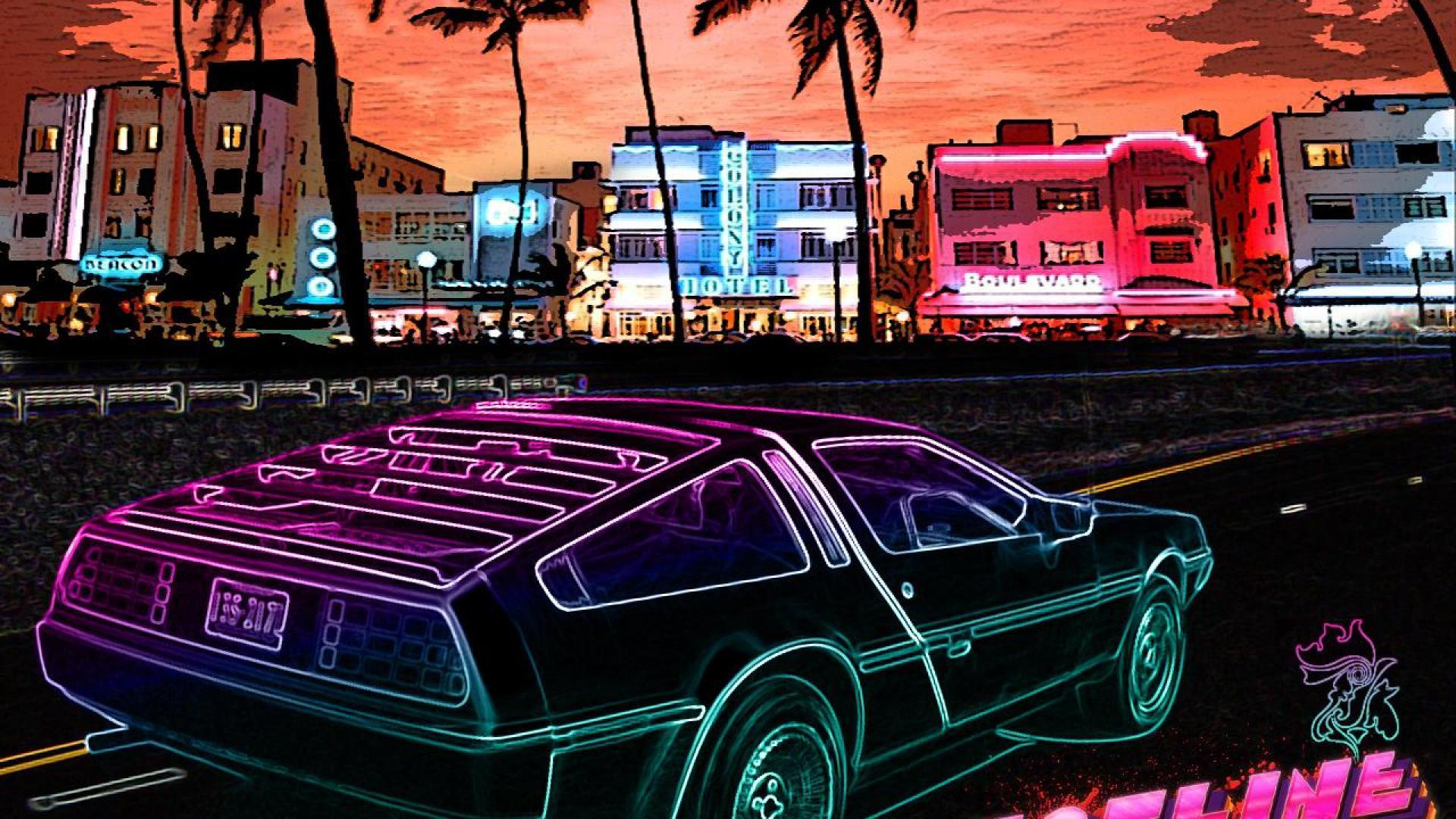 Hotline Miami Wallpaper 1366x768